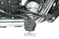 Harley Forward Mid-Control Kit Black For FXD 06-17 FXDL 14-17 V-Twin 22-0959 X9
