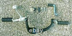 Harley OEM Sportster Iron 48 1200 883 Chrome Mid Controls 04-20 Short Brake Rod