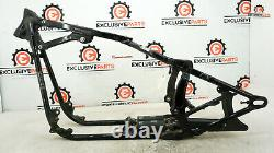 Harley Softail Slim FLS 103 OEM Body Main Frame Chassis with Shock Absorbers 5049