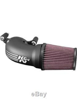K&N Motorcycle Air In System FOR HARLEY DAVIDSON FXSB BREAKOUT 103 CI (63-1134)