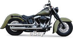 Klock Werks Black Benchmark Front Fender 12-17 Harley Davidson Softail FLS FLSS