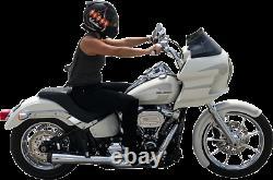 Klock Werks Wrapper 19 Front Fender for 18-19 Harley Softail FXLR Low Rider