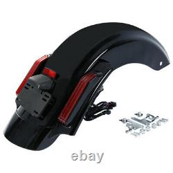 LED Rear Fender Fit For Harley Touring Road Electra Glide 2014-2020 18 CVO Style