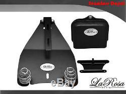 La Rosa 2000 UP Harley Breakout Fat Boy Seat Mounting Kit + 3 Barrel Springs