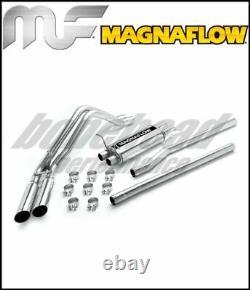 Magnaflow 15772 Cat Back Exhaust 02-03 F-150 Harley-Davidson Supercharged 5.4L