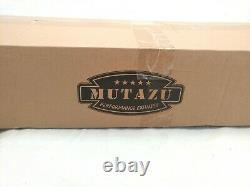 Mutazu 36 Fishtail Fish tail Exhaust Slip On Mufflers 2017-UP Harley Touring B