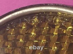 NOS Stimsonite Citrine Reflector Topper Vintage Original Guide GM Accessory 30s
