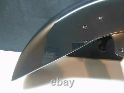 Oem Harley 12-16 Dyna Switchback Fld &'10 Flstse Front Fender VIVID Black Gloss