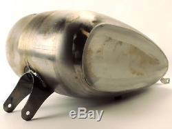 Paughco Dished Axed Gas Tank 5 Gallon 04-06 Harley Chopper Bobber Custom 830IL1