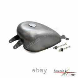 Peanut 2.4 Gallon Gas Fuel Tank EFI Injection Injected For Harley Sportster XL