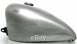 Peanut Gas Fuel Tank Harley Sportster Ironhead 1955 Thru 1978 2.3 Gallon