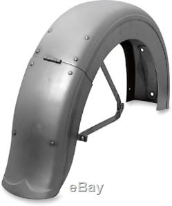 Raw Hinged Rear Fender Harley Knucklehead Panhead Fl Hydra-glide Hd #59604-39
