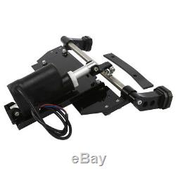 Rear Air Ride Suspension Electric Center Stand For Harley Touring Models 09-16