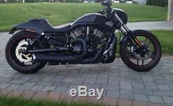 Remus Custom Cone Exhaust Harley Davidson VRod VRSCDX VRSC MINUS The Muffler