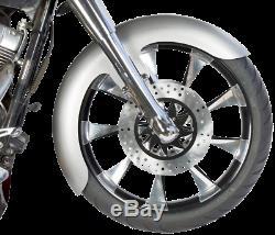 Russ Wernimont 21 Front OCF Front Fender for 14-19 Harley Touring Bagger FLHX