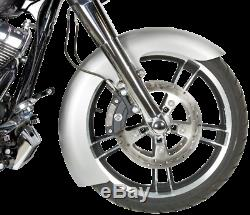 Russ Wernimont LS2 Front 19 Tire Fender for 14-19 Harley Touring Bagger FLHX