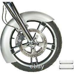 Russ Wernimont RWD 19 Front Wrapper Fender 6 W LS-2 Style Harley FLH/T 14-18
