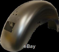 Russ Wernimont Steel 59634-06 Rear 8.5 Fender for 06-17 Harley Dyna FXD