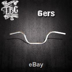 TBC 6ERS 6 1 STAINLESS Mini Apes Sportster, Bobber, Triumph, Harley, Honda