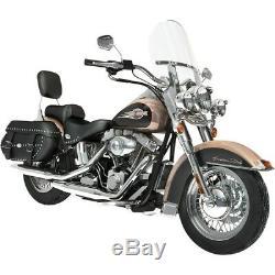 UltraCool ST-1C Stainless Steel Oil Cooler Kit 01-17 Harley-Davidson Softail