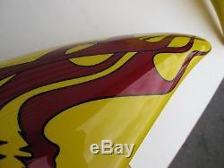 Ultra Motorcycle Company Split Gas Tank Harley Chopper Groundpounder