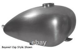 Universal Frisco Gas Fuel Tank For Harley Sportster Bobber 81016