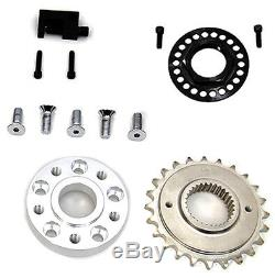 V-Twin Mfg Dyna Chain Conversion Kit for Harley FXD Models 2006-2017