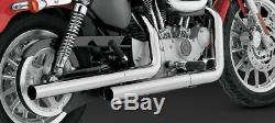 Vance & Hines 17815 Harley Davidson sportster xl 883 1200 straight shots exhaust