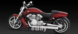 Vance & Hines Competition Series Slipon Mufflers 09-17 Harley V-Rod Muscle VRSCF