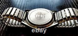 Very Rare Bulova Harley Davidson Watch Cartier Homage
