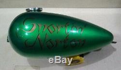 Wassell Style Gas Tank Norton Bsa Triumph Harley Davidson Matchless Flat Track